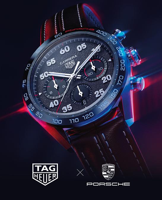 TAG Heuer Carerra Porsche