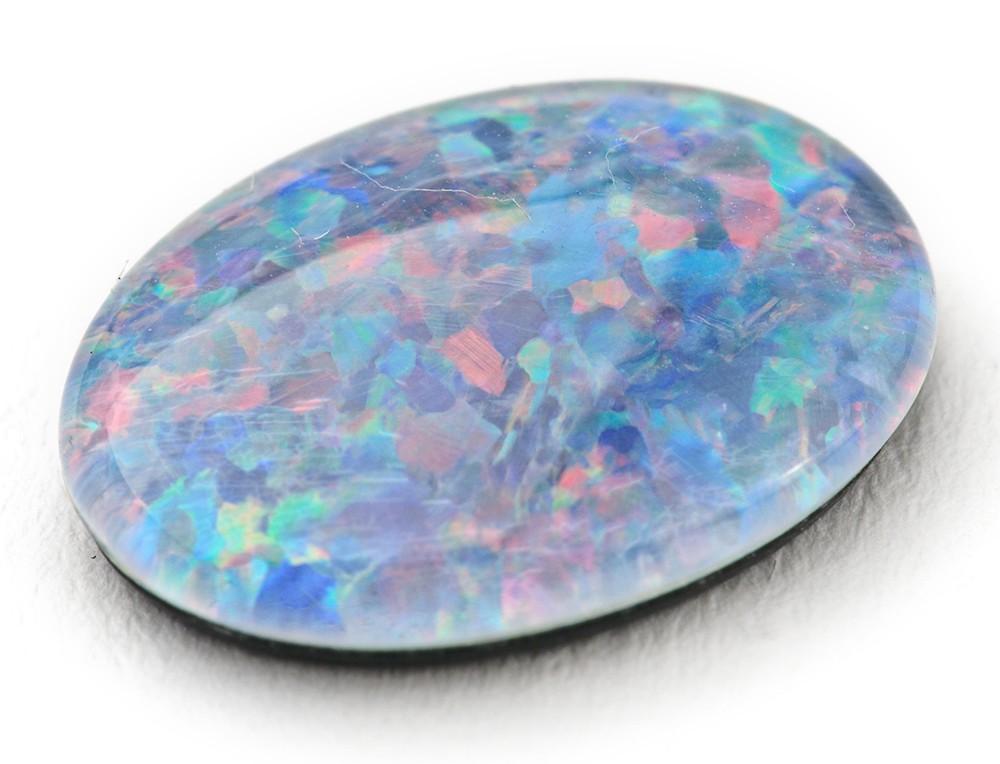 Opal gemstone - gemstone quiz
