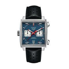 TAG Heuer Monaco Steve McQueen Calibre 11 Blue 39mm Watch