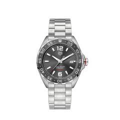 TAG Heuer Formula 1 Calibre 5 Steel & Grey 43mm Automatic Men's Watch