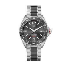TAG Heuer Formula 1 Calibre 5 Steel Ceramic 43mm Automatic Watch