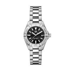 TAG Heuer Aquaracer Black Dial 27mm Women's Watch