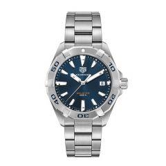 TAG Heuer Aquaracer 300m Steel & Blue 41mm Men's Watch