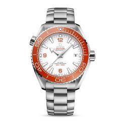 OMEGA Seamaster Planet Ocean 600m Steel & Orange 43.5mm Automatic Watch