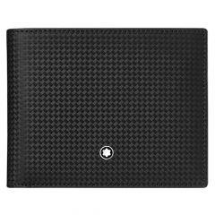 Montblanc Extreme 2.0 Black Leather 6cc Wallet