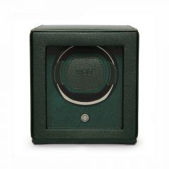 WOLF Cub Single Watch Winder in Green