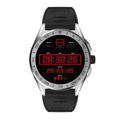 TAG Heuer Connected Steel & Black 45mm Men's Smartwatch