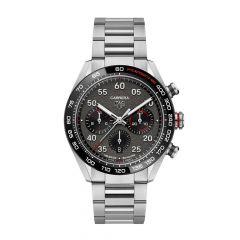 TAG Heuer Carrera Porsche Chronograph Special Edition Steel Bracelet 44MM Watch
