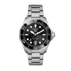 TAG Heuer Aquaracer Professional 300 Steel & Black 43MM Automatic Watch