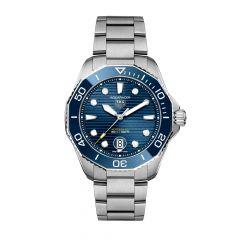 TAG Heuer Aquaracer Professional 300 Steel & Blue 43MM Automatic Watch
