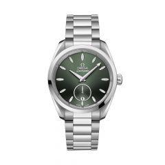 OMEGA Seamaster Aqua Terra 150M Steel & Green 38MM Small Seconds Watch