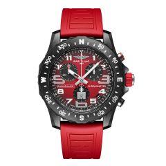 Breitling Endurance Pro IRONMAN 44 Breitlight® Red Chronograph Watch