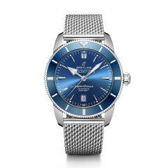 Breitling Superocean Heritage II B20 Steel Blue 46mm Automatic Watch