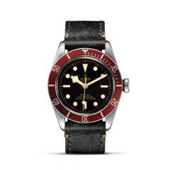 TUDOR Heritage Black Bay Burgundy 41mm Automatic Men's Watch