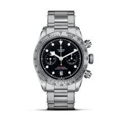 TUDOR Heritage Black Bay Chrono Steel 41mm Automatic Watch