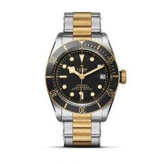 TUDOR Heritage Black Bay S&G Steel 41mm Automatic Men's Watch