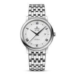 OMEGA De Ville Prestige Co-Axial Steel Silver 39.5mm Automatic Men's Watch