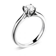 Love Diamond Engagement Ring