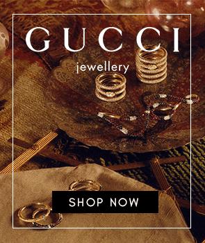Jewellery drop down menu - Gucci jewellery