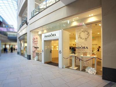 Pandora Leeds Trinity Store