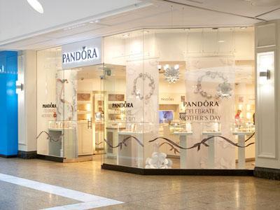 Pandora Meadowhall Store 2