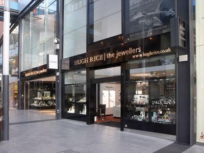 Hugh Rice St.Stephens Store